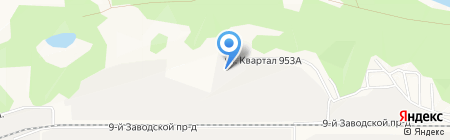 Track Servis на карте Барнаула