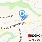 ВАНК на карте Барнаула