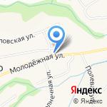 Почтовое отделение №28 на карте Барнаула