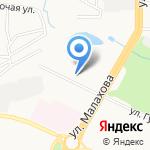Вотэтодом! на карте Барнаула