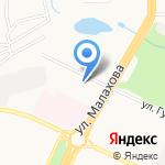 Дочки-Сыночки на карте Барнаула