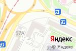 Схема проезда до компании Маммологическая аптека в Барнауле