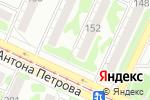 Схема проезда до компании Отделение по делам несовершеннолетних Отдела полиции №3 УВД по г. Барнаулу в Барнауле