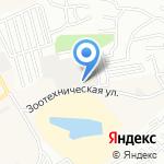 Молэксперт на карте Барнаула