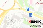 Схема проезда до компании Марка в Барнауле