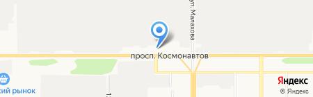 Maxauto на карте Барнаула