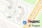 Схема проезда до компании Кушай Суши и Пиццу в Барнауле