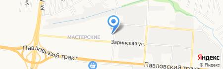 Ваш стиль на карте Барнаула