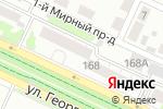 Схема проезда до компании Дент в Барнауле
