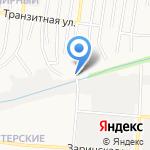 ИКАРС на карте Барнаула