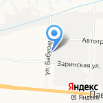 Алтай Инструмент на карте Барнаула