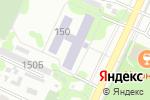 Схема проезда до компании Лицей №73 в Барнауле