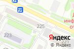 Схема проезда до компании ЭкономПрофи в Барнауле