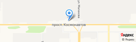Авто Деталь на карте Барнаула