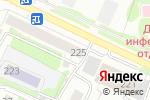 Схема проезда до компании Молния в Барнауле