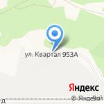 Оптовая компания по продаже кормовой соли на карте Барнаула