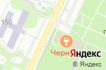 Схема проезда до компании Засада в Барнауле