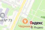 Схема проезда до компании LoveStory в Барнауле