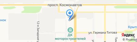 СМС-Мебель на карте Барнаула