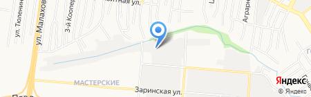 АлтайПромКрепеж на карте Барнаула