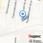22 камня на карте Барнаула