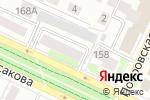 Схема проезда до компании Алтайтрансавто в Барнауле