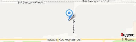 Экспресс Техника на карте Барнаула