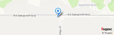Агро-Тара на карте Барнаула