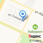 Мастерская по заправке и ремонту автокондиционеров на карте Барнаула