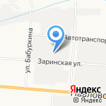 Алтайспецтехнология на карте Барнаула