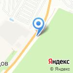 Октан шина сервис на карте Барнаула