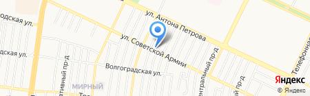 AUTOGEAR на карте Барнаула