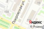Схема проезда до компании Деос в Барнауле