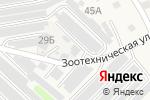 Схема проезда до компании Пономаревский, ГК в Барнауле