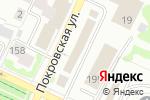 Схема проезда до компании Ray 4х4 в Барнауле