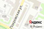 Схема проезда до компании АлтайСтартер в Барнауле