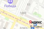 Схема проезда до компании Пивхол в Барнауле