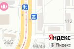 Схема проезда до компании Аптека низких цен в Барнауле