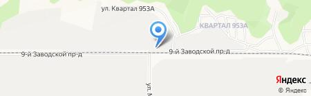 СпецАвтоТехника на карте Барнаула