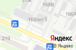 Схема проезда до компании Алтайский медицинский центр в Барнауле