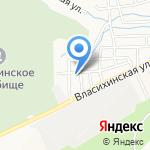 TUBALAR на карте Барнаула