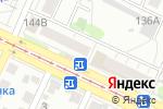 Схема проезда до компании Красный апельсин в Барнауле
