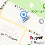 Мастерская по ремонту автокондиционеров на карте Барнаула