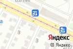 Схема проезда до компании У Константина в Барнауле