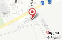 Схема проезда до компании Свеча в Барнауле