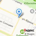 БИНАКА на карте Барнаула