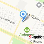 АвтоПорт на карте Барнаула