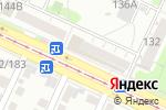 Схема проезда до компании Fix-price в Барнауле
