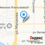 ДОКТОР СМАЙЛ на карте Барнаула