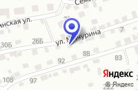 Схема проезда до компании ГУ ВЕТЕРИНАРНАЯ СЛУЖБА ОБЪЕДИНЕНИЕ ВЕТЕРИНОРИИ в Барнауле